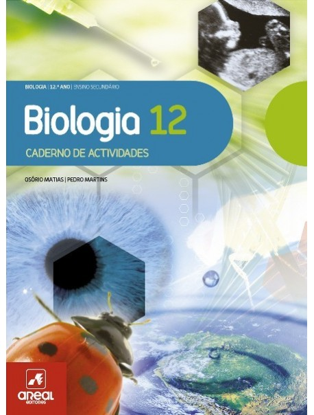 BIOLOGIA 12ºANO FICHAS areal