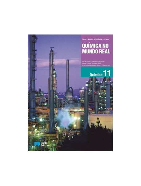 QUIMICA NO MUNDO REAL 11º
