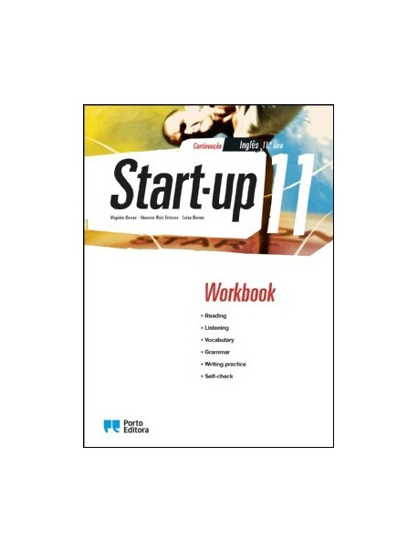 START UP -INGLÊS -11º (CAT)