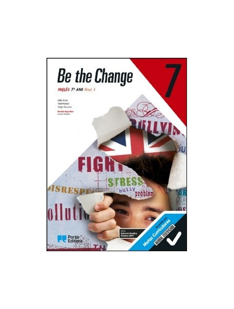 BE THE CHANGE 7ºANO ingle