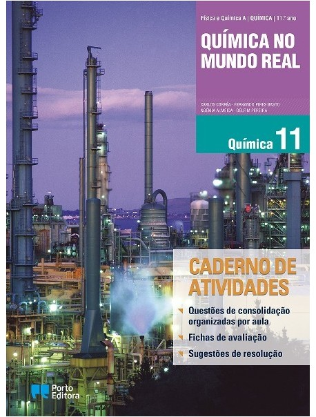 QUÍMICA NO MUNDO REAL 11 (CAT)
