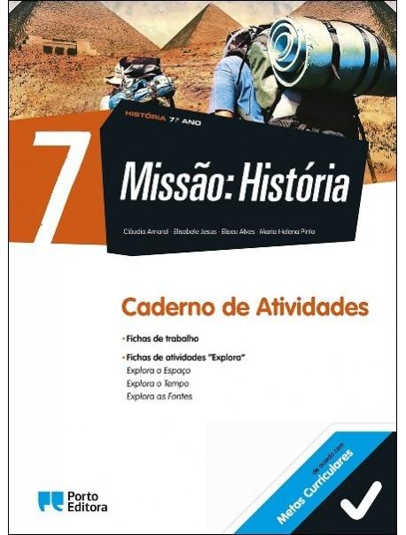 MISSÃO HISTÓRIA 7 (CAT)