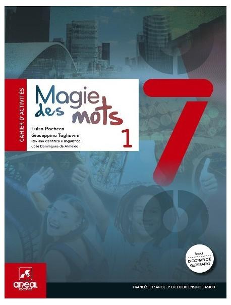 MAGIE DES MOTS 7 (CAT)