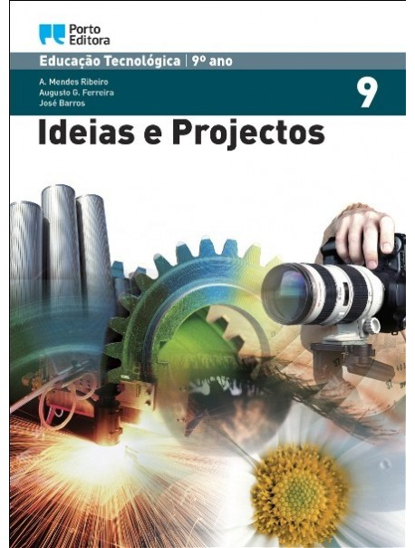 IDEIAS E PROJECTOS 9ºANO Educ. Tecnológica