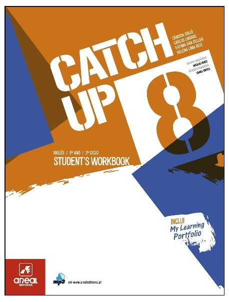 CATCH UP WORK BOOK 8º - INGLÊS
