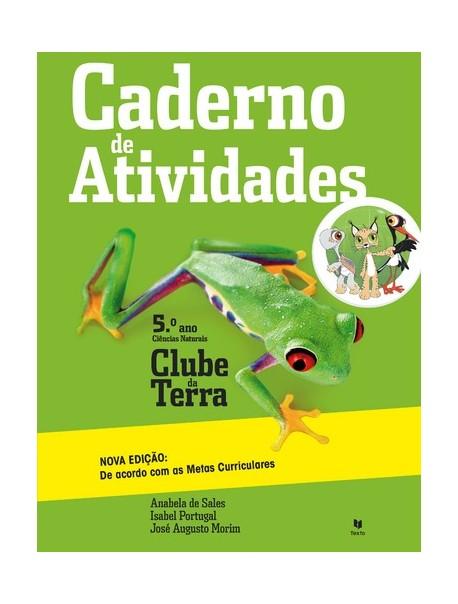 CLUBE DA TERRA 5 - Ciências Naturais (CAT)