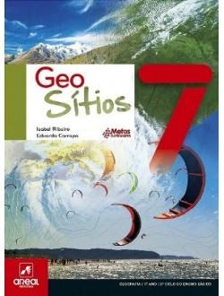 Geo Sítios 7 - Geografia - 7.º Ano