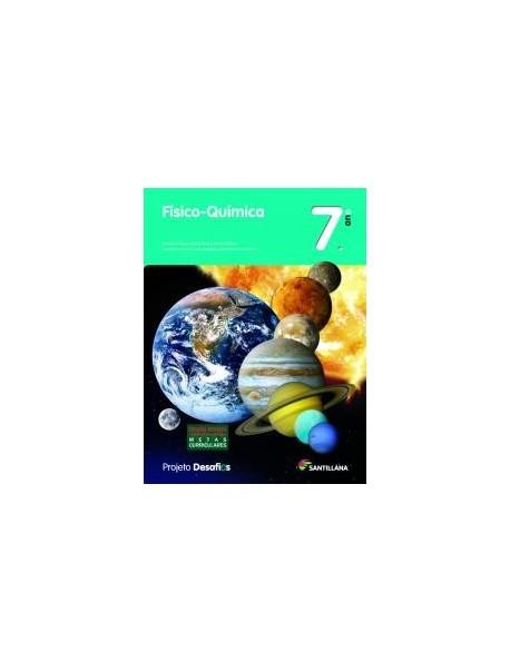 Desafios 7.º Ano - Ciências Físico-Químicas