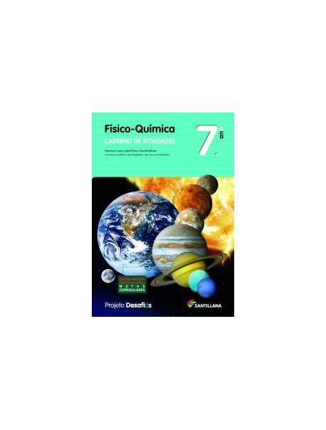 Desafios 7º Ano - Desafios Físico-Química 7.º Ano (CAT)