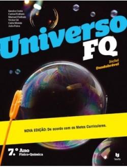 Universo FQ 7 - C.Físico-Químicas - 7.º Ano