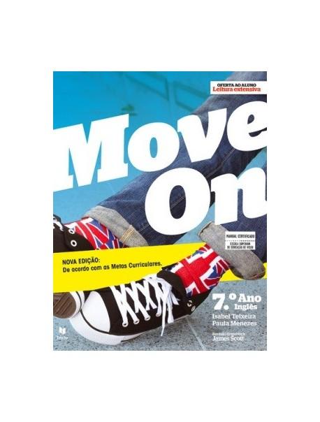 Move On 7 - Inglês 7.º Ano
