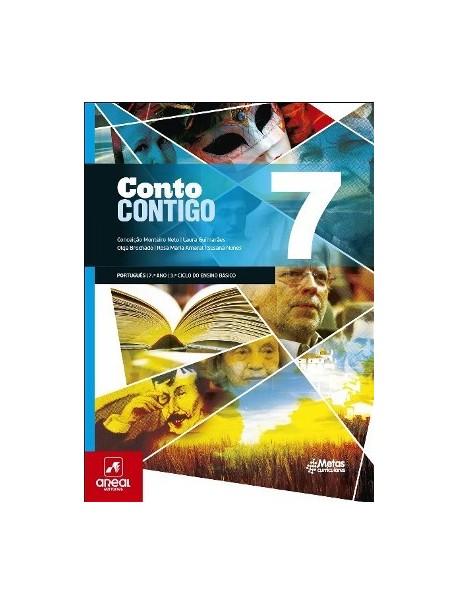 Conto Contigo 7 - Língua Portuguesa - 7.º Ano