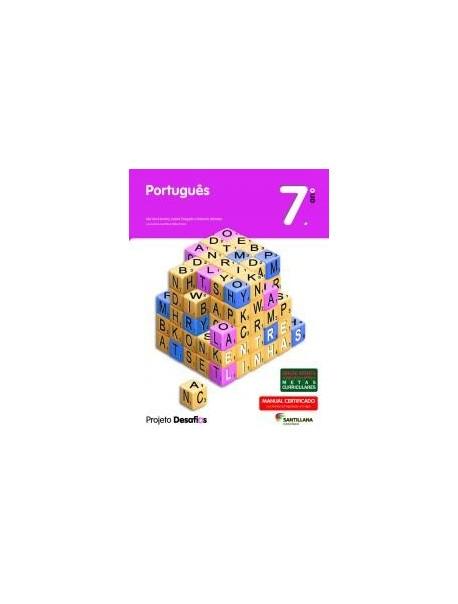 Desafios 7 - Português 7.º Ano