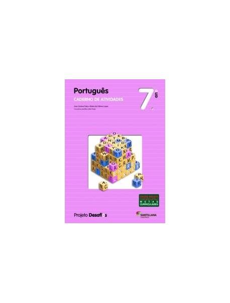 Desafios 7 - Língua Portuguesa (CAT)