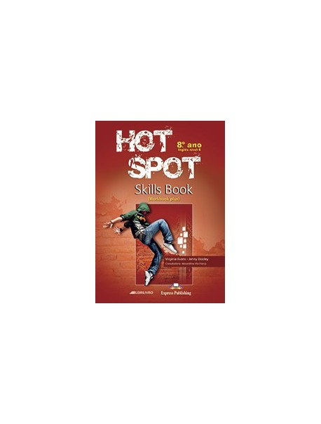 HOT SPOT 8 -ING (CAT)