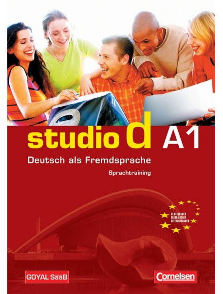 Studio d A1 Sprachtraining 10ºano (CAT)