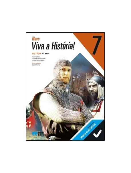 NOVO VIVA A HISTÓRIA 7 (CAT)