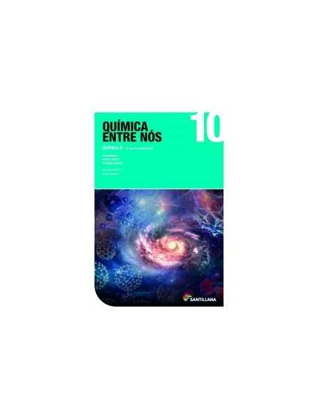 QUÍMICA ENTRE NÓS -10