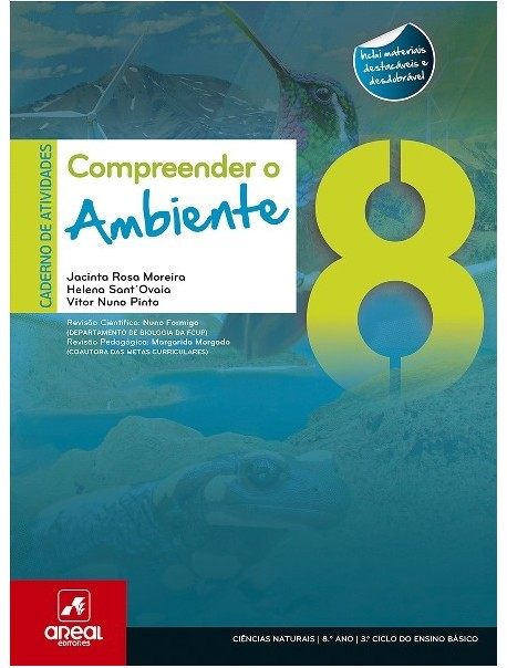 COMPREENDER O AMBIENTE 8 (CAT)