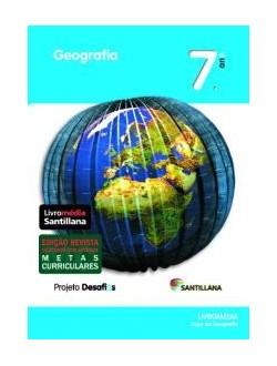 DESAFIOS 7 - GEOGRAFIA (CD)