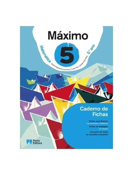 Máximo -Matemática-5 (CF)