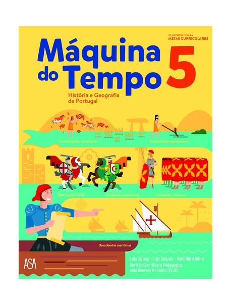 Máquina do Tempo 5 -HGP