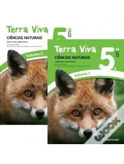 TERRA VIVA 5 - Ciências Naturais