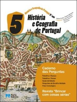 História e Geografia de Portugal 5 (CAT)