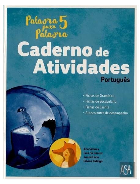 PALAVRA PUXA PALAVRA 5 - Português (CAT)