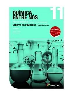 Química entre nós - QUÍMICA A 11 (CAT)