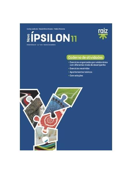 Novo Ípsilon 11 - Matemática A - CAT