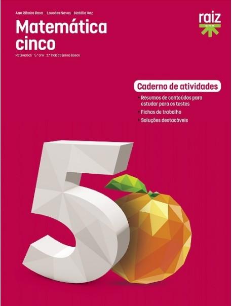 Matemática Cinco - 5