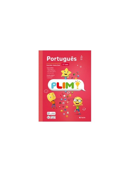 Plim! - Português - 2º Ano - Manual