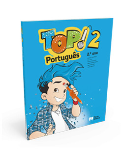 TOP! - Português - 2.º Ano - Manual
