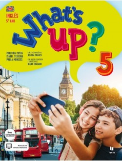 What's Up - Inglês - 5º Ano