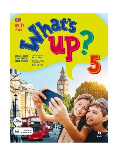 What's Up - Inglês - 5º Ano