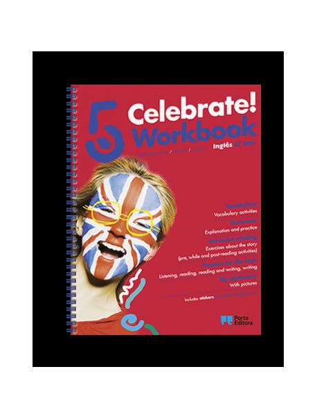 Celebrate! - Inglês - 5.º Ano (CAT)