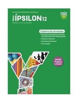 Novo Ípsilon 12 - Matemática A - 12.ºAno (CAT)
