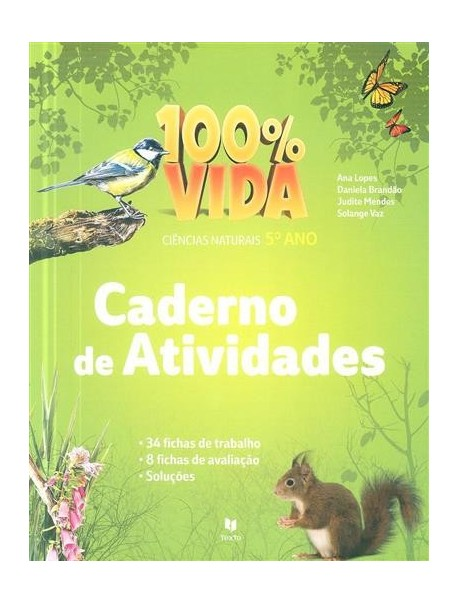 100% Vida - Ciências Naturais - 6º Ano - (CAT)
