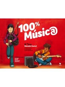 Novo 100% Música - Educação Musical - 6º ano