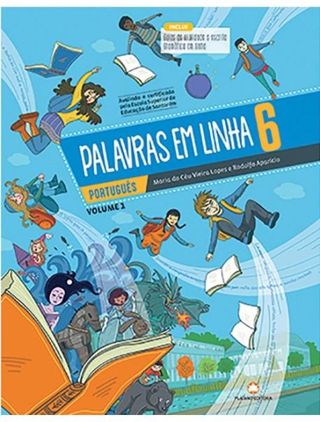 Palavras em Linha - Português - 6º ano