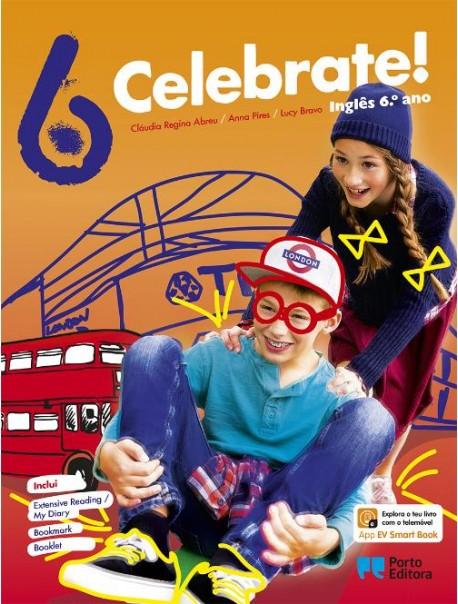 Celebrate! - Inglês - 6.º Ano