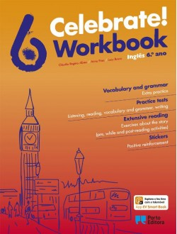 Celebrate! 6- Inglês - Workbook/Picture Dictionary
