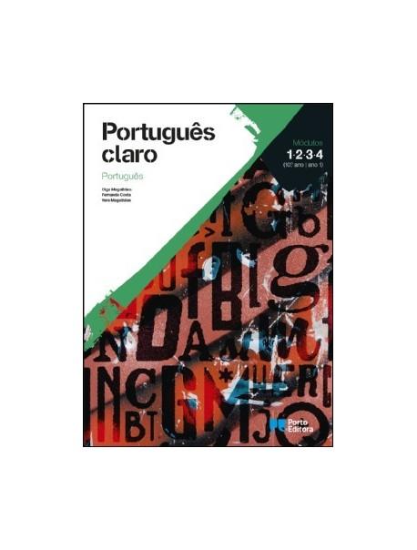 PORTUGUES CLARO MOD1/2/3/4 ANO1 -ENS.PROF