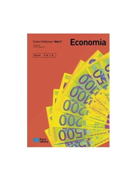 ECONOMIA N.3 MOD. 5/6/7/8 (ENS.PROF)