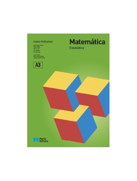 MATEMÁTICA A3 estatistica (ENS.PRO)
