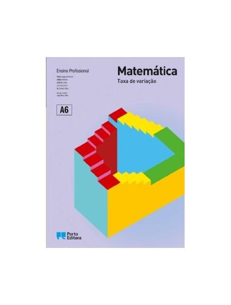 MATEMÁTICA A6 Taxa de variaçao (ENS.PRO)